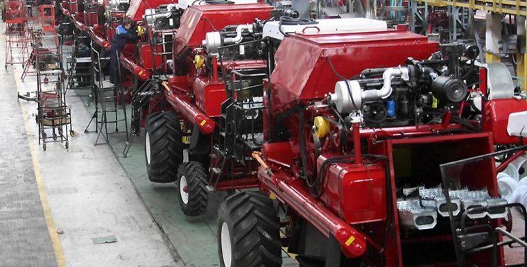 Российские предприятия специализированного машиностроения увеличивают объем экспортных поставок