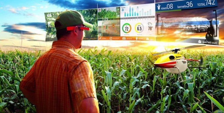 Сельское хозяйство переживает четвертую промышленную революцию